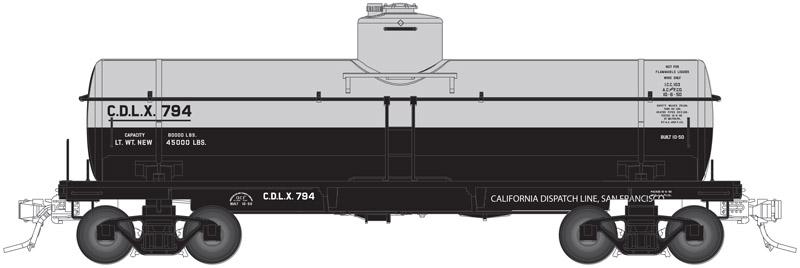California Dispatch Line