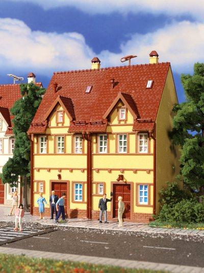 Reihen-Doppelhaus