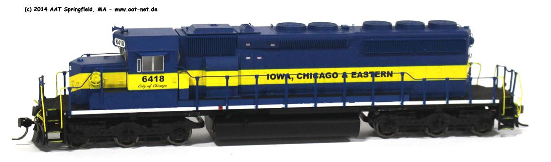 Iowa Chicago & Eastern