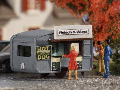 """Verkaufswagen """"Fleisch & Wurst"""""""