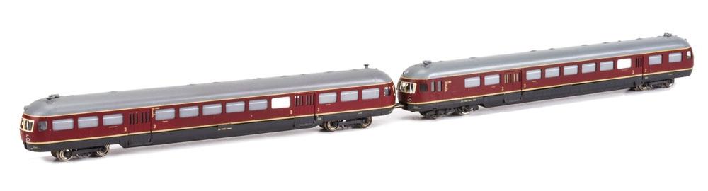 "ETA 517  ""Limburger Zigarre"" - DB"