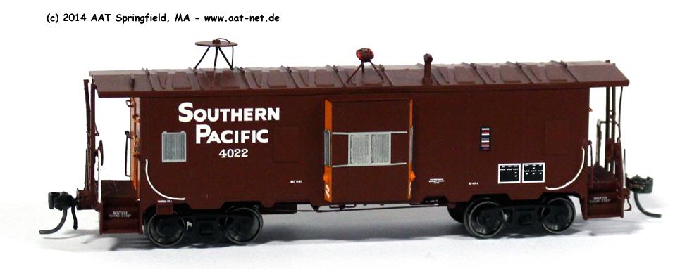 Southern Pacific (rebuilt 1973-75)