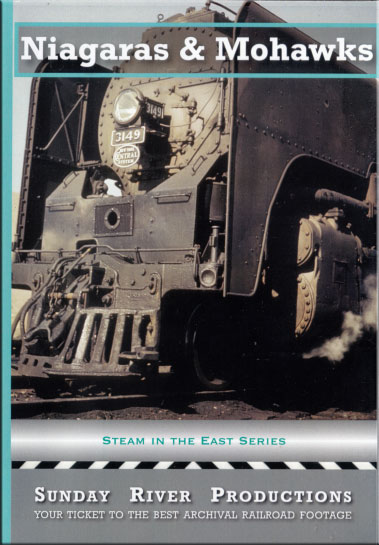 Steam in the East - NYC