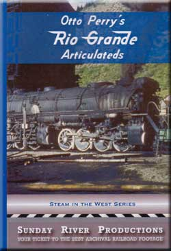 Steam in the West - D&RGW