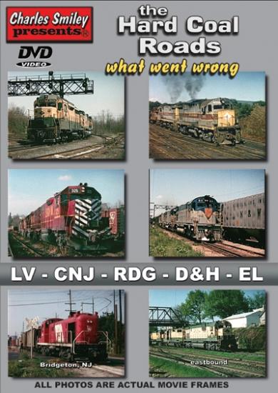 LV- CNJ - RDG - D&H - EL (1970 - 1976)