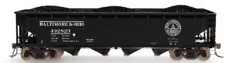 70t 4-Bay Hopper H0