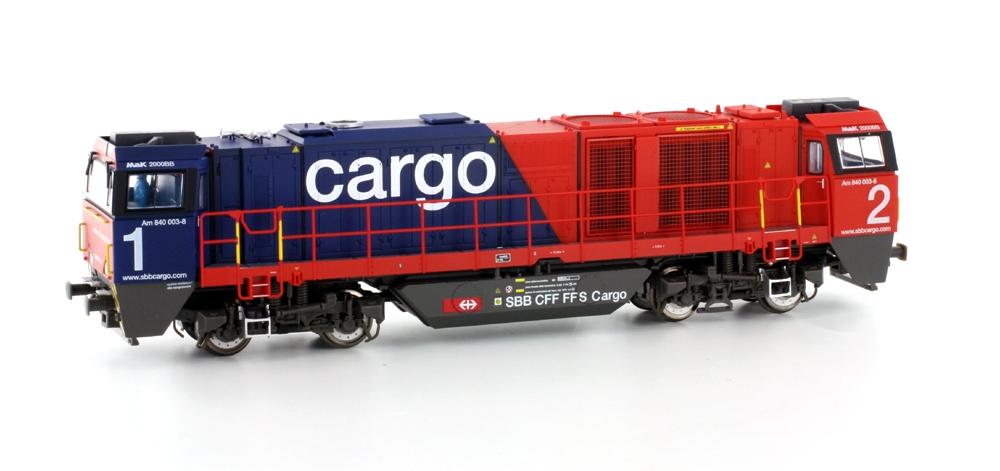 Lokomotiven H0