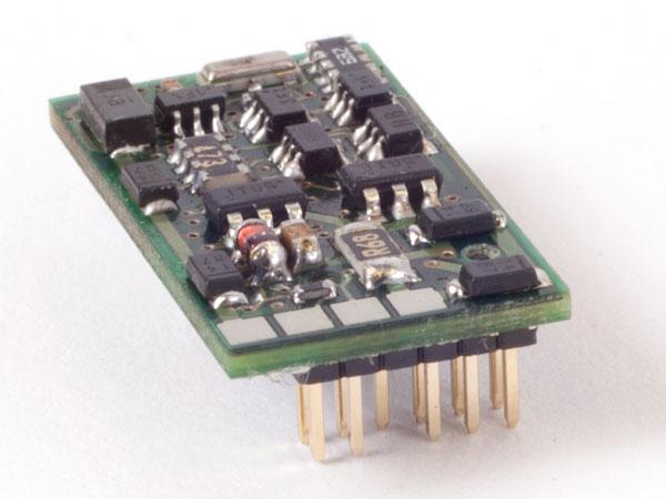 Decoder Silver PluX12, NEM 653