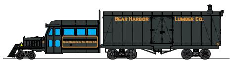 Bear Harbor & Eel River RR