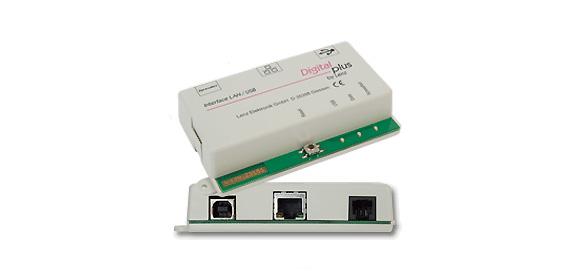 Interface USB/LAN