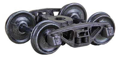 Trucks & Wheels H0