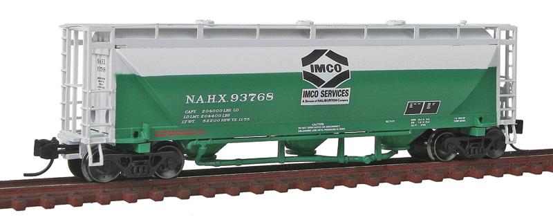 PD 3000 Cov. Hopper N