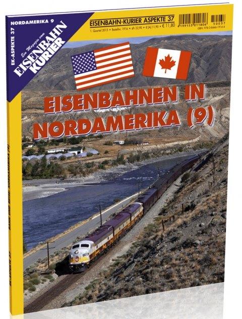 Eisenbahnen in Nordamerika 9