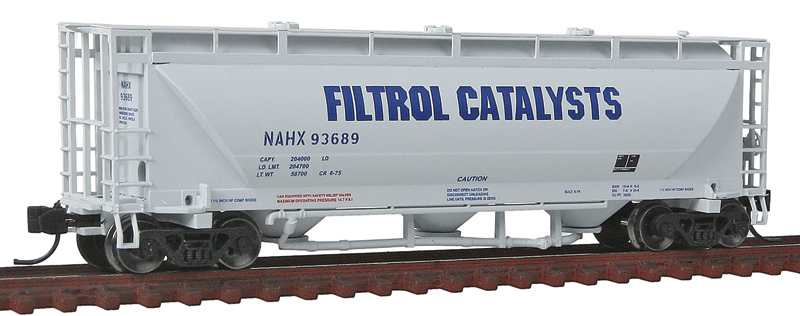 NAHX / Filtrol Catalysts