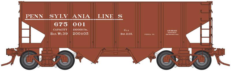 Pennsylvania Lines