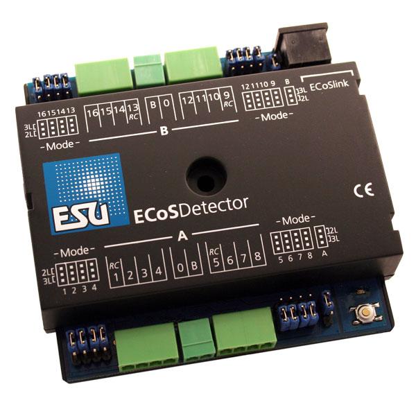 ECoSDetector Rückmeldemodul