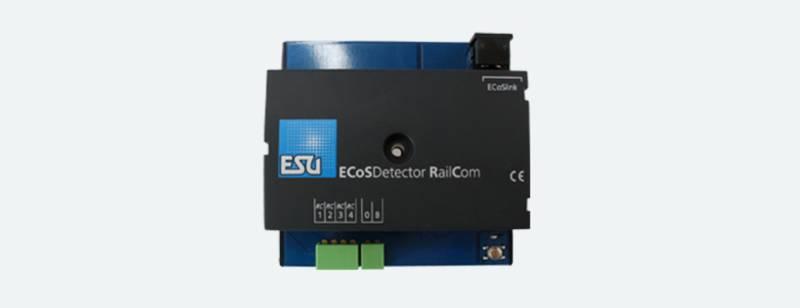 ECosDetector RC Rückmeldemodul