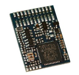 LokPilot V4.0, DCC NEM 558