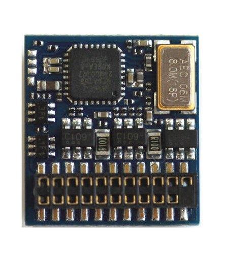 LokPilot Fx V4.0, Funktionsdecoder NEM 660