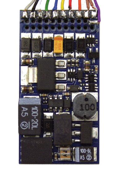 LokSound V4.0, PluX16 NEM 658