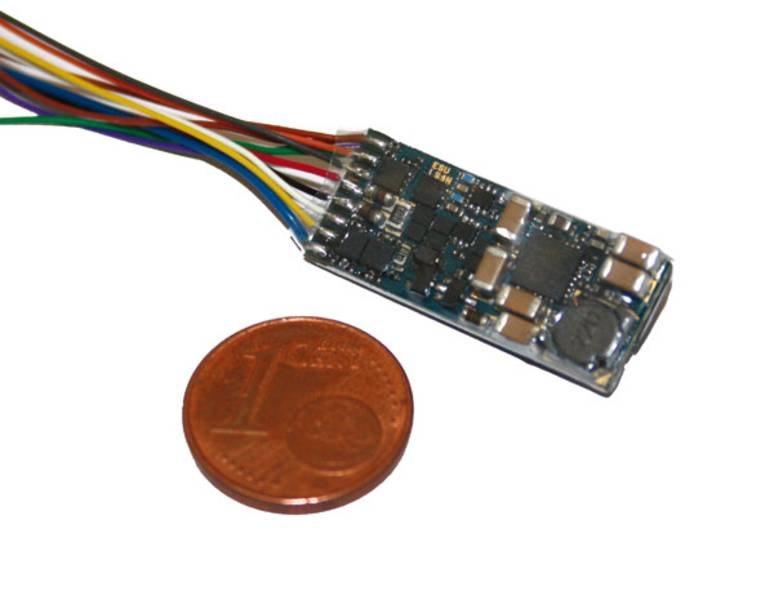 LokSound micro V4.0, 8-pol. NEM 652