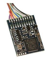 LokPilot V4.0 M4, Multiprotokoll 6-pol. NEM 651
