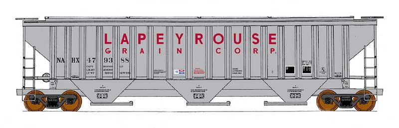 Lapeyrouse Grain Corp.