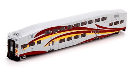 Bombardier Commuter Cars H0