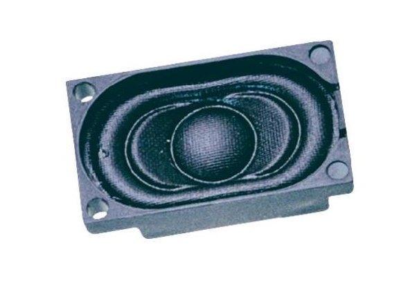 Lautsprecher rund, 8 Ohm