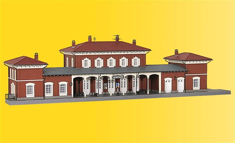 Bahnhof Feldafing