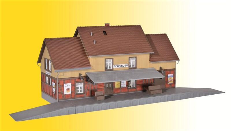 Bahnhof Beckingen