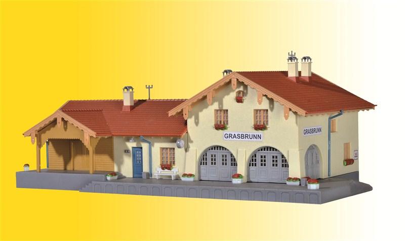 Bahnhof Grasbrunn