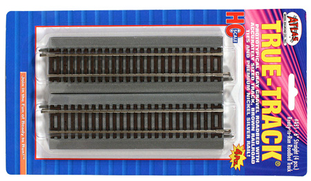 "Straight Track 6"" Pack (4)"