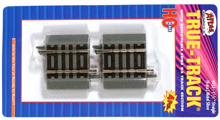 "Straight Track 1.5"" Pack (4)"