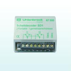 Schaltdecoder SD1