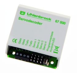Servodecoder
