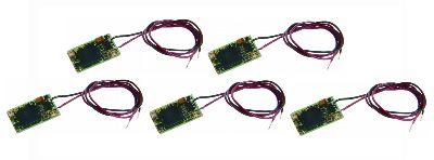 RailCom Sender 5er Pack