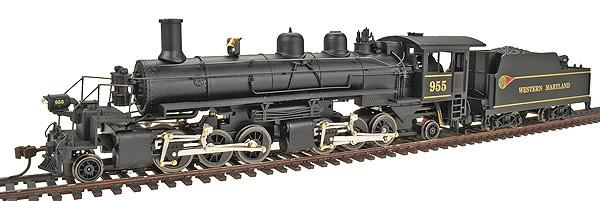 Steam Engines H0
