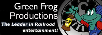 Green Frog Blu-Ray & DVD