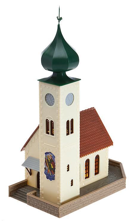 Kirche, Dach austauschbar