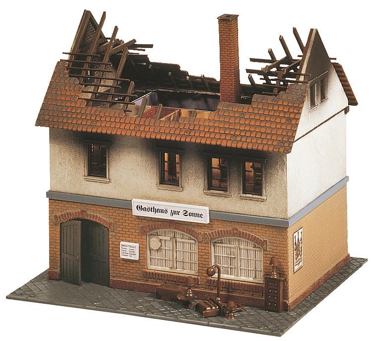 """Brandruine Gasthaus """"Zur Sonne"""""""