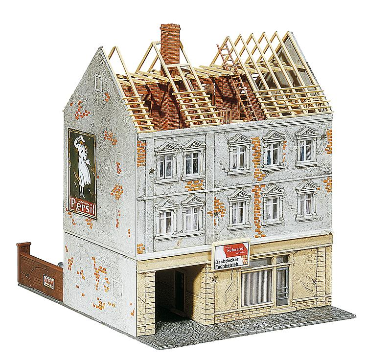 Stadthaus in Renovierung