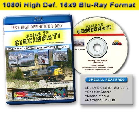 Rails to Cincinnati