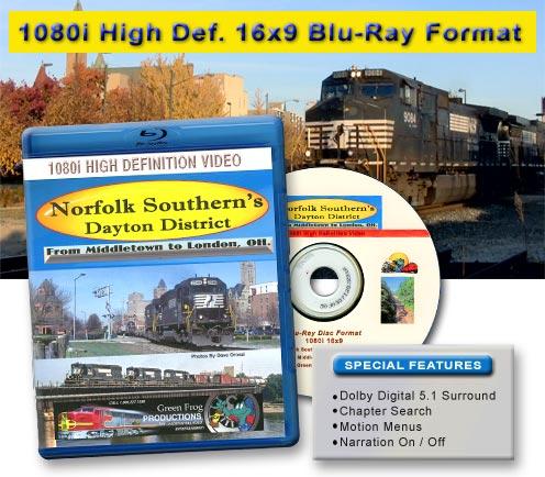 Norfolk Southern Dayton District