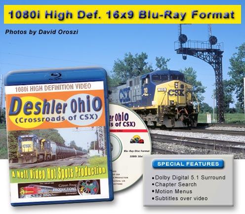 CSX Deshler Ohio