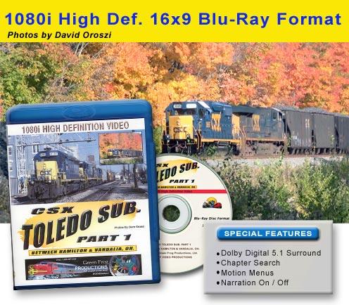 CSX Toledo Sub, Vol. 1