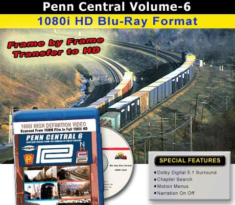 Penn Central, Vol. 6