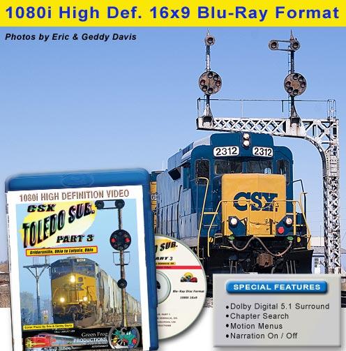 CSX Toledo Sub, Vol. 3