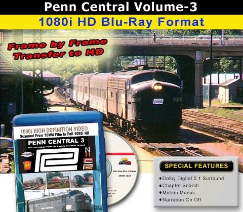 Penn Central, Vol. 3