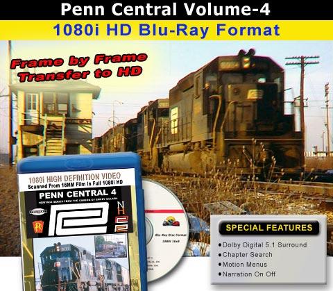 Penn Central, Vol. 4